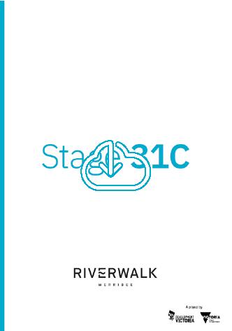 Stage 31C Brochure